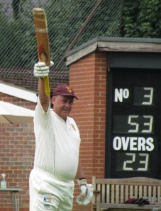 Andy's first 50 for KCC