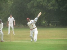 Saikat plunders some much needed runs