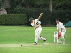 No stopping Shahzeb as he flashes past 50